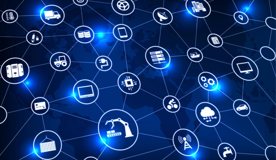 IoT ecosystem endpoint devices