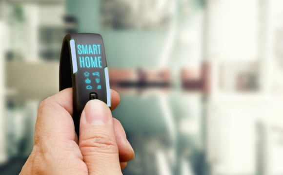 Smart Home Application on a Smartwatch