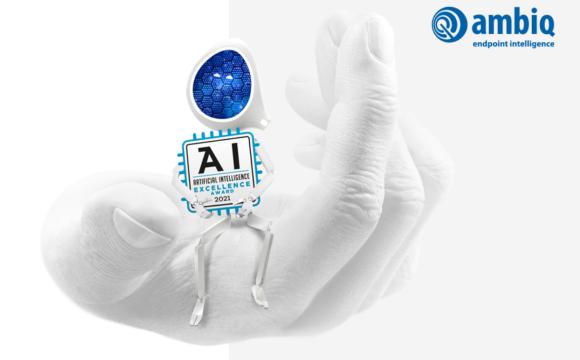 2021 AI Excellence Award for Ambiq