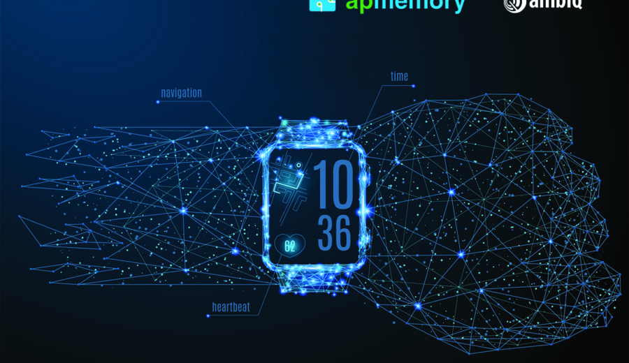 AP Memory and Ambiq Partnership