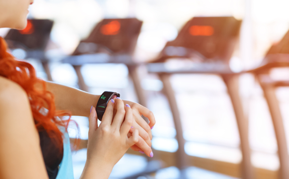 smart band for fitness