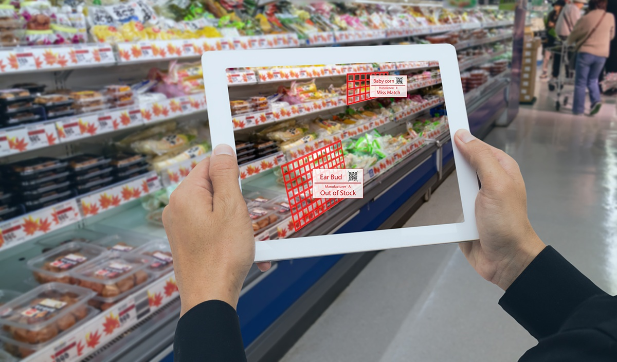 Iot Smart Retail Solutions