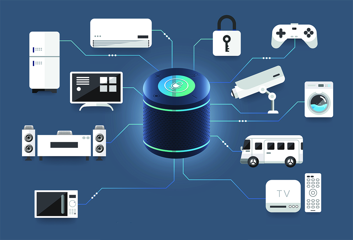 voice assistant internet of things