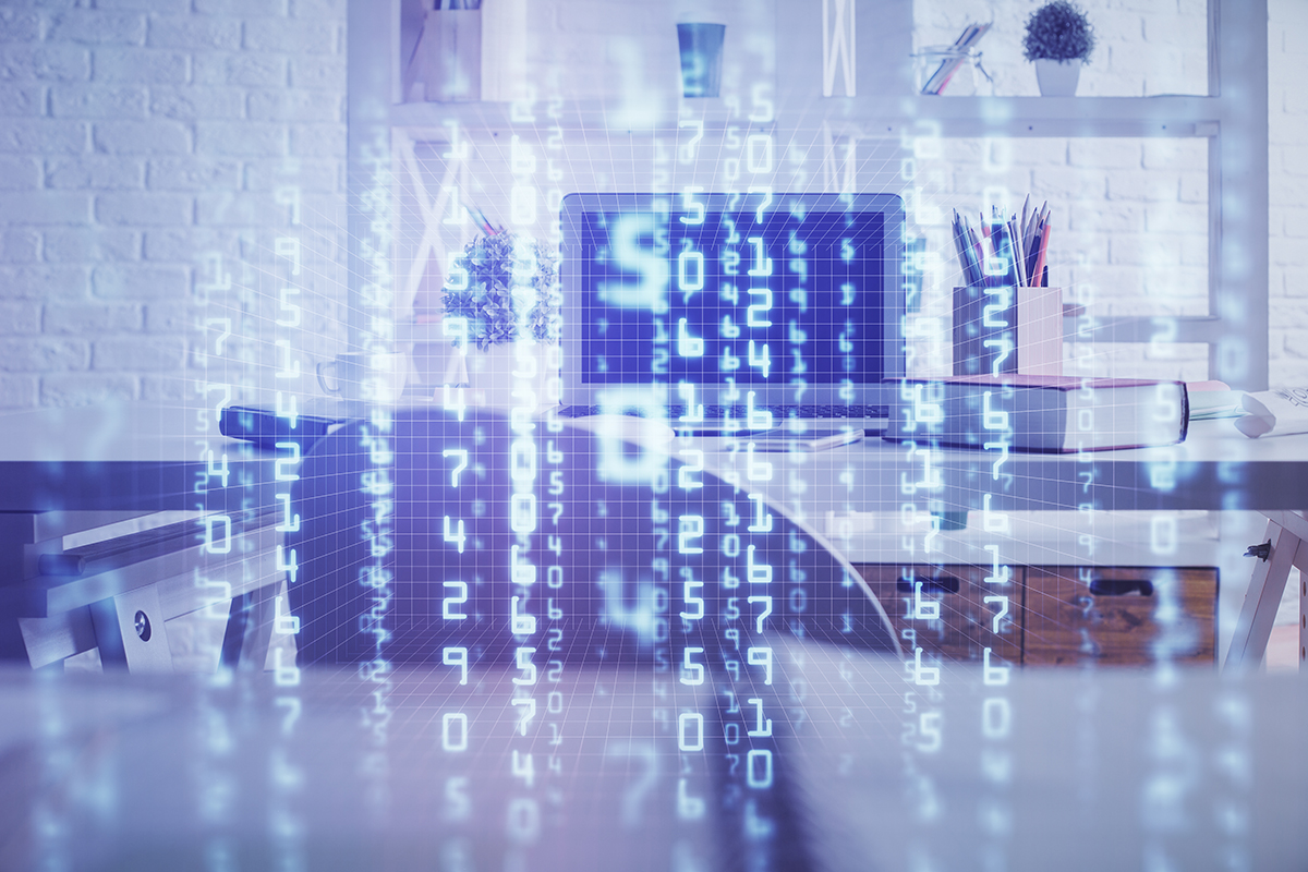 data driven smart office
