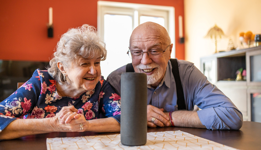 Smart Home Technology for Seniors