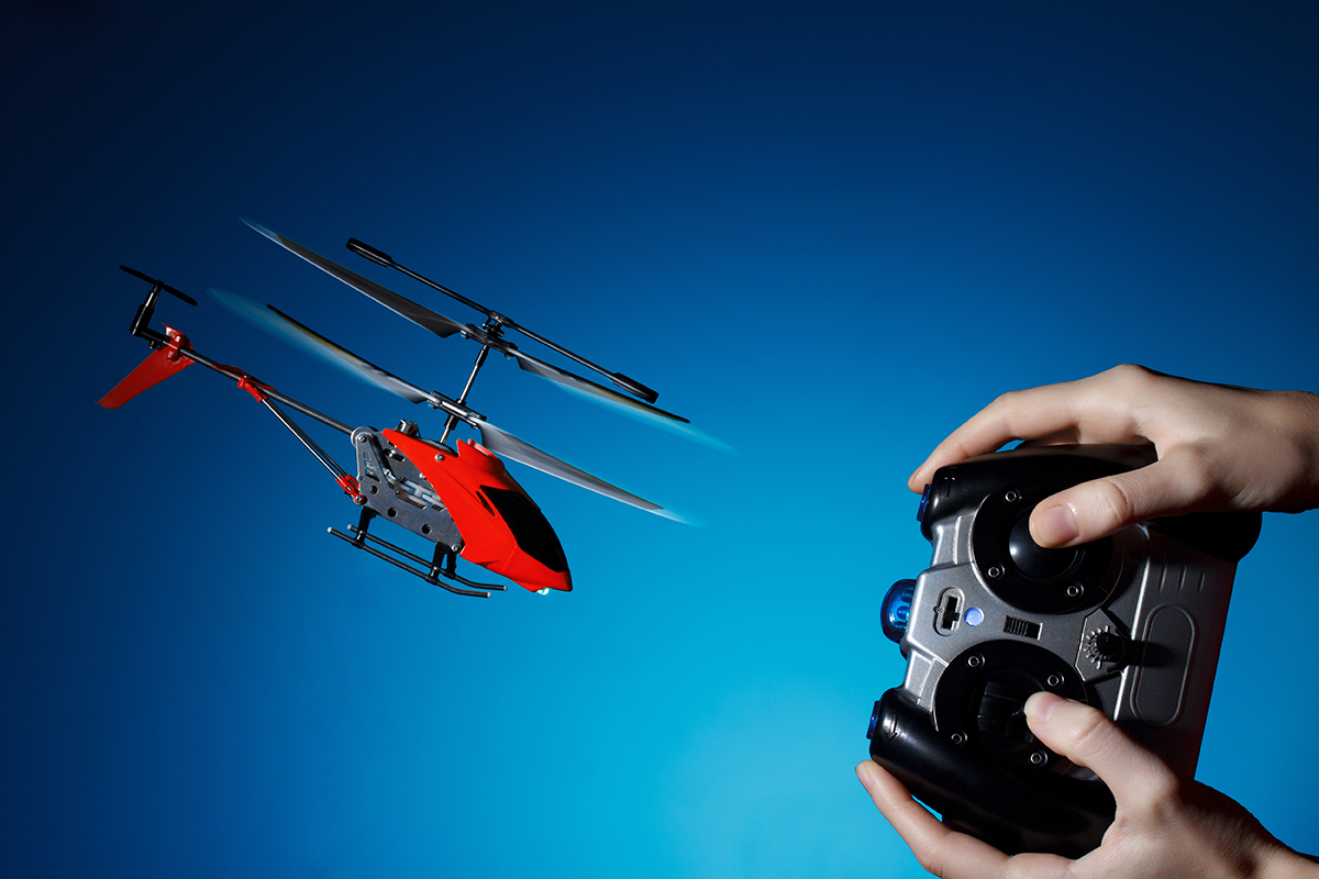 Smart Toy Remote Control Helicopter
