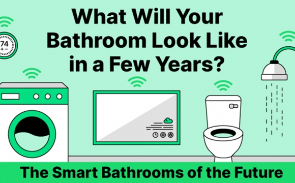 What Will Your Bathroom Look Like in a Few Years? The Smart Bathrooms of the Future