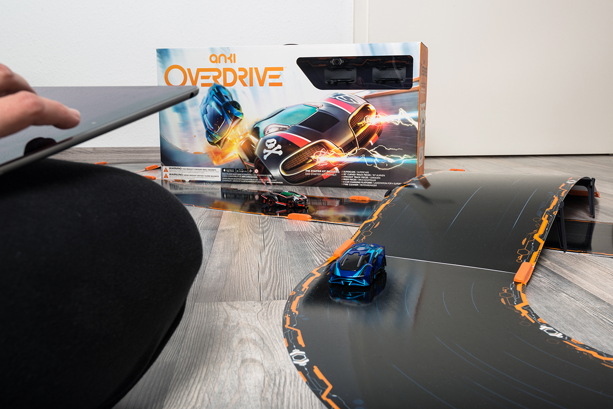 Smart Toy Car Racing Track