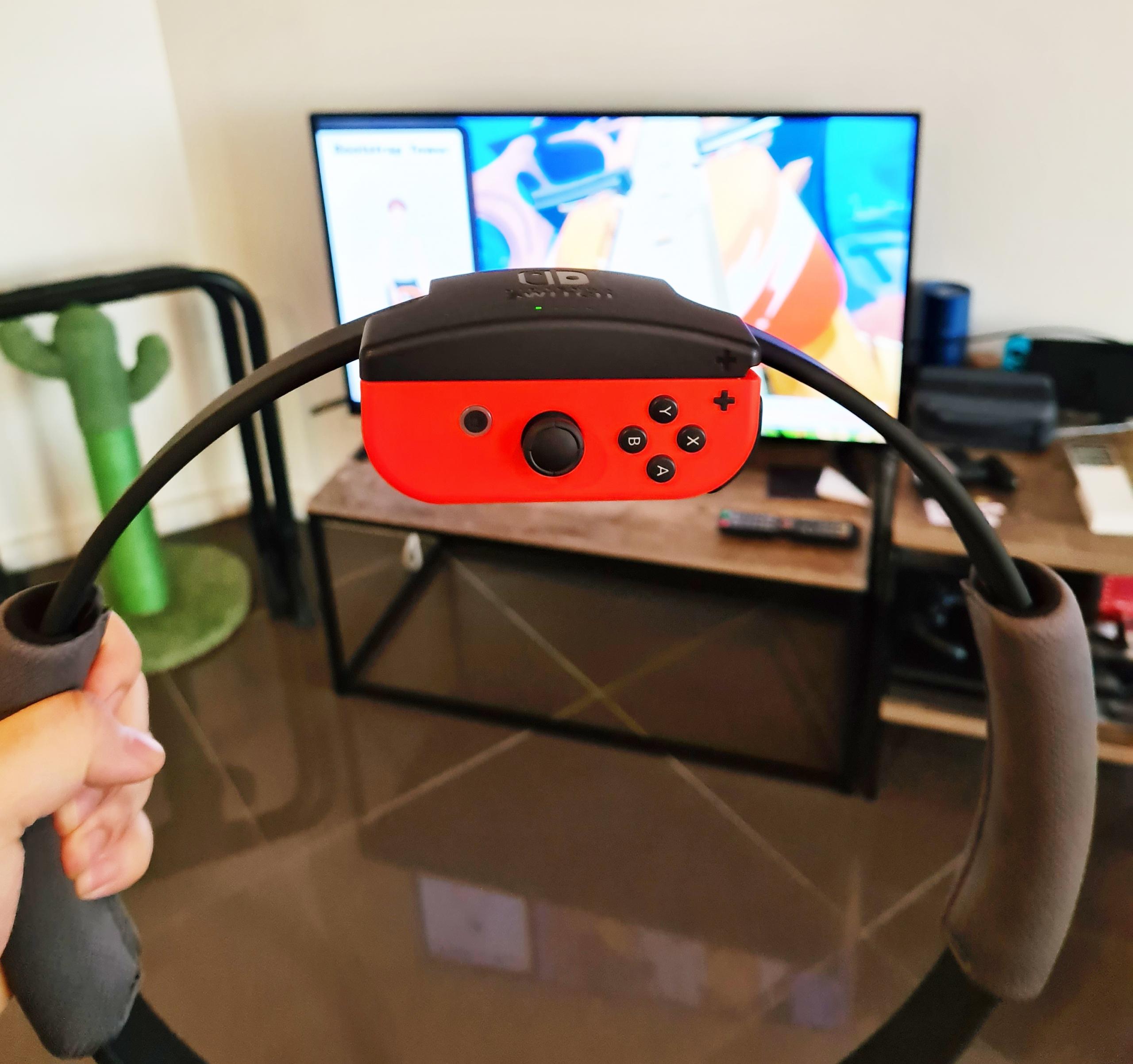 Nintendo Ring Fit